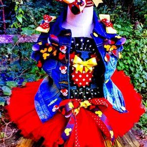 Mickey Minnie Mousepageant OOC! Halloween birthday